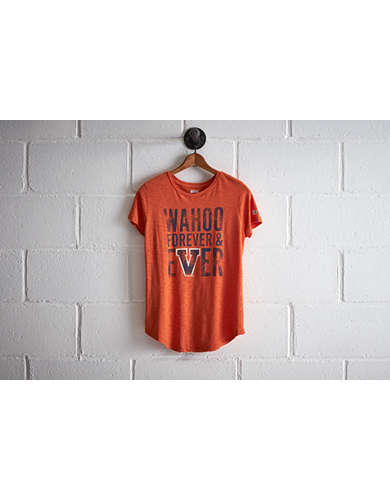 Tailgate Women's Virginia Wahoo T-Shirt - Free returns