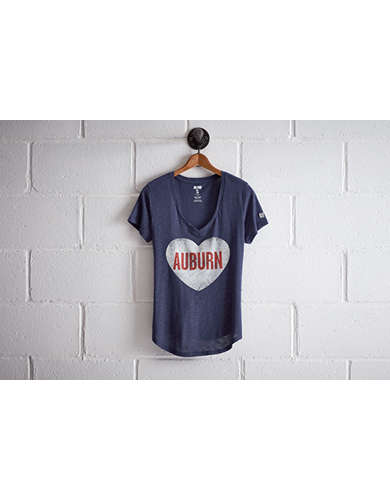 Tailgate Women's Auburn V-Neck - Free Returns