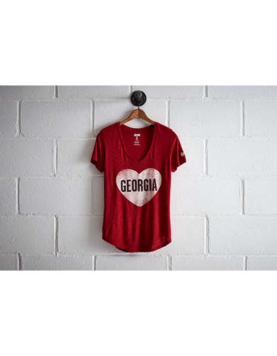 Tailgate Women's Georgia V-Neck - Free Returns