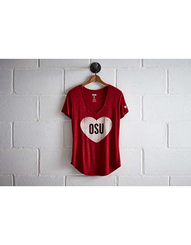 Tailgate Women's OSU V-Neck - Free Returns
