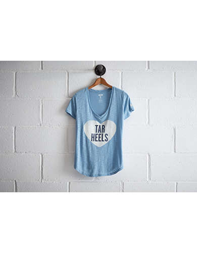 Tailgate Women's UNC Tar Heels V-Neck - Free Returns