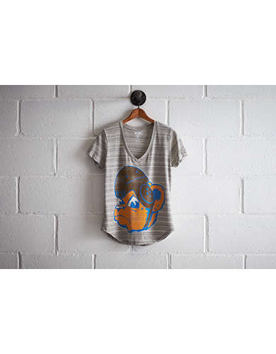 Tailgate Women's UCLA Bruin V-Neck - Free Returns