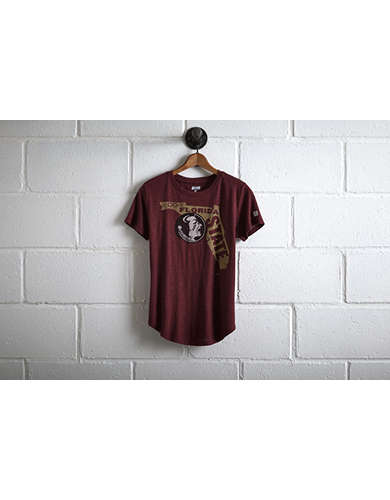 Tailgate Women's Florida State T-Shirt - Free Returns