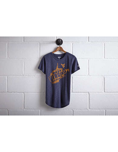 Tailgate Women's WVU Mountaineers T-Shirt - Free Returns