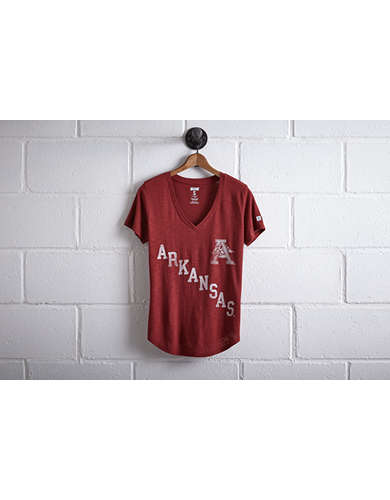 Tailgate Arkansas V-Neck -