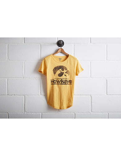 Tailgate Women's Iowa Hawkeyes T-Shirt - Free Returns