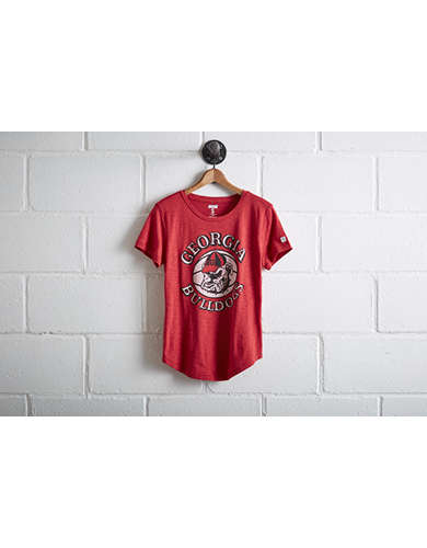 Tailgate Women's Georgia Bulldogs Basketball T-Shirt -