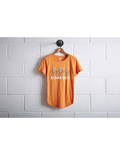 Tailgate Women's Tennessee Volunteers Mascot T-Shirt -