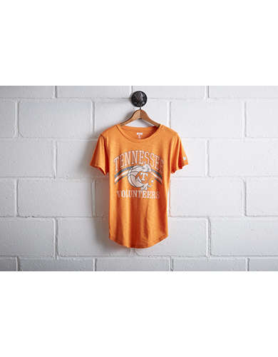 Tailgate Women's Tennessee Vols Basketball T-Shirt -