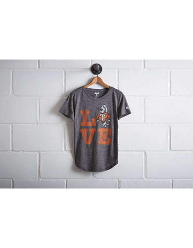 Tailgate Women's Tennessee Smokey Love T-Shirt -