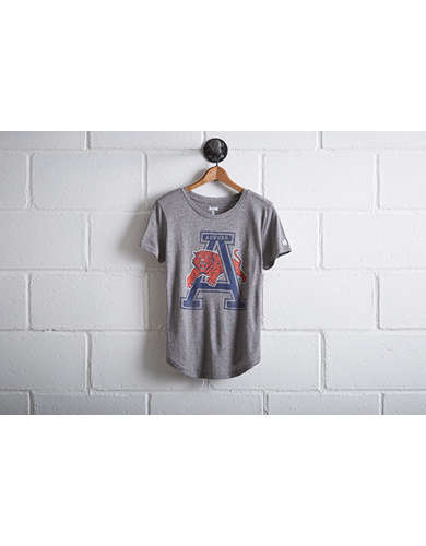 Tailgate Women's Auburn Tigers Big A T-Shirt -