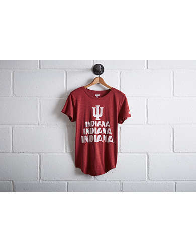Tailgate Women's University of Indiana T-Shirt - Free Returns