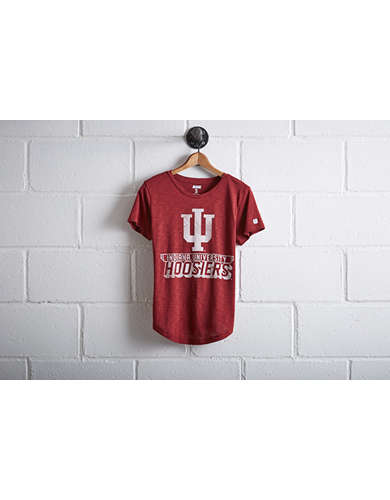 Tailgate Women's Indiana Hoosiers T-Shirt - Free Returns