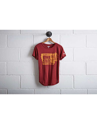 Tailgate Women's Iowa State Cyclones T-Shirt - Free Returns