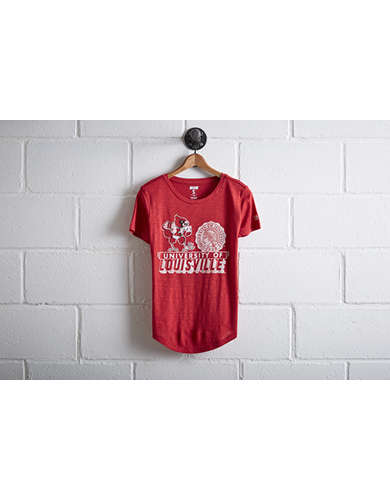 Tailgate Women's Louisville Cardinals T-Shirt - Free Returns