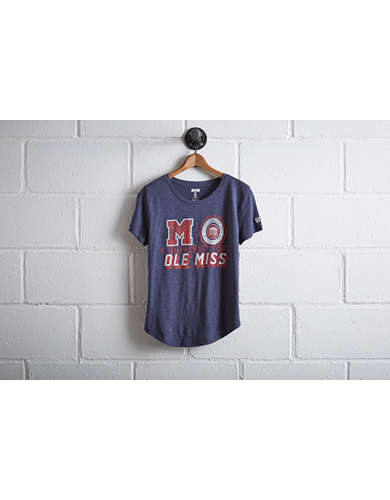 Tailgate Women's Ole Miss Rebels T-Shirt -