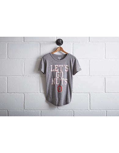 Tailgate Ohio State Let's Go Nuts T-Shirt -
