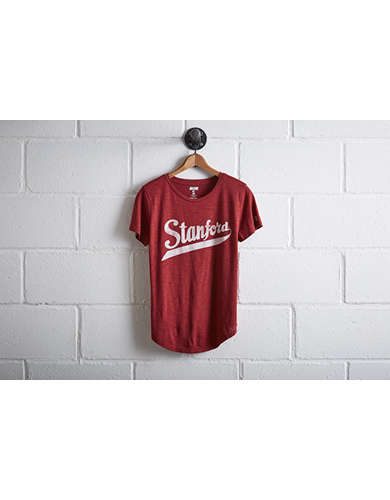 Tailgate Women's Stanford Script Logo T-Shirt - Buy One, Get One 50% Off