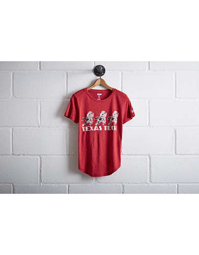 Tailgate Women's Texas Tech Red Raiders T-Shirt - Free Returns