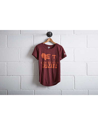 Tailgate Women's Virginia Tech Hokies T-Shirt - Free Returns