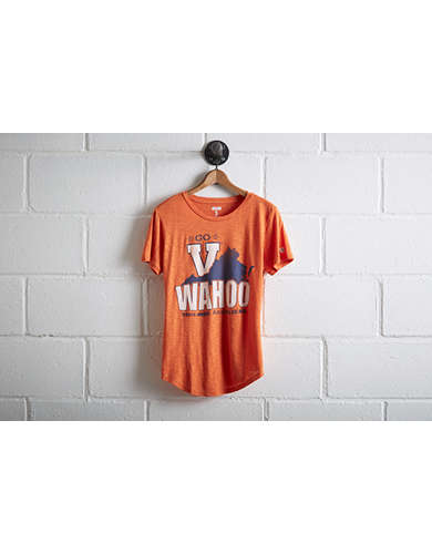 Tailgate Women's Virginia Cavaliers T-Shirt - Free Returns