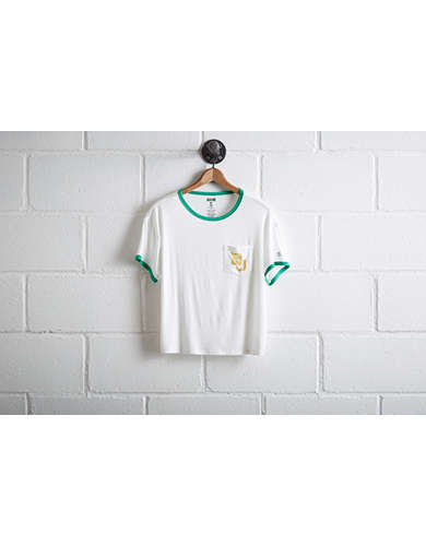 Tailgate Women's Baylor Pocket T-Shirt -