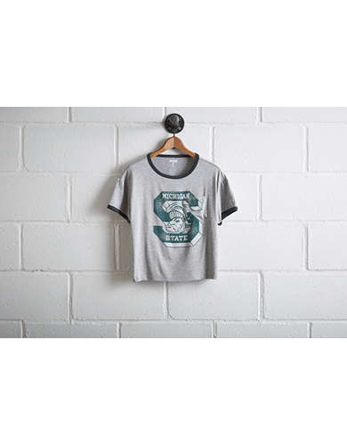 Tailgate Michigan State Pocket T-Shirt -