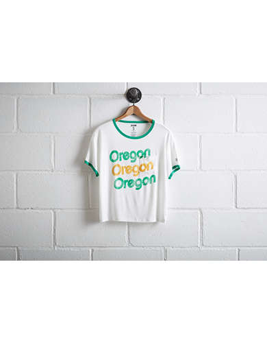 Tailgate Oregon Ducks Pocket T-Shirt -