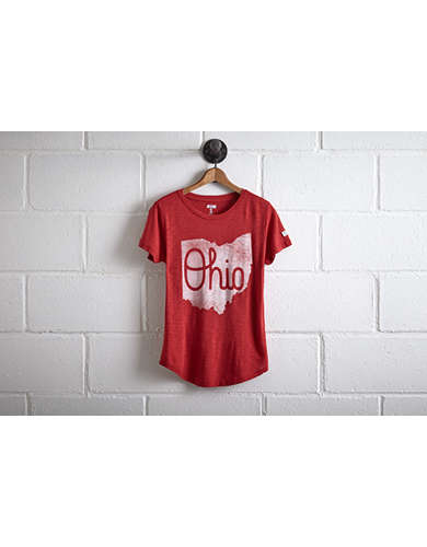 Tailgate Women's Ohio State T-Shirt -