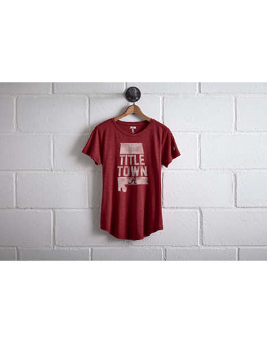 Tailgate Alabama Title Town T-Shirt -