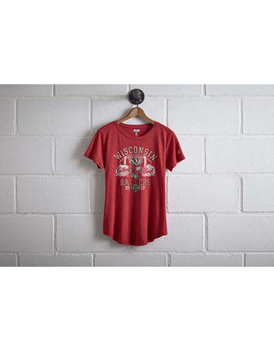 Tailgate Women's Wisconsin Cotton Bowl T-Shirt -