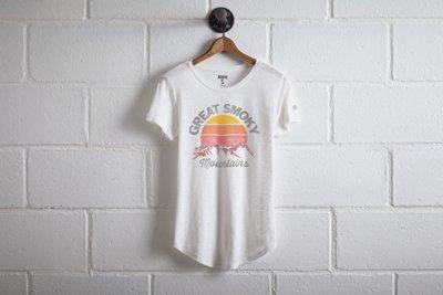 Tailgate Women's Great Smoky T-Shirt