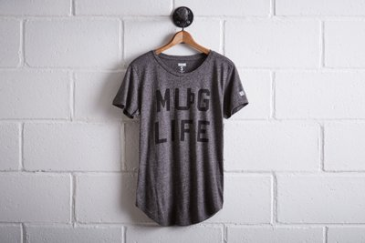 Tailgate Women's Mug Life T-Shirt