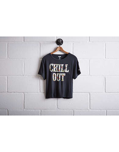 Tailgate Women's Chill Out Pocket T-Shirt - Free Returns
