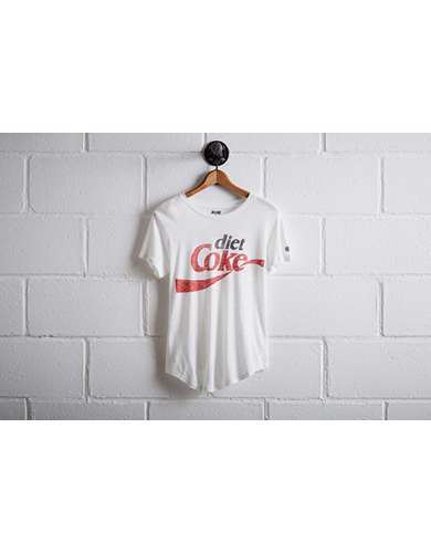Tailgate Women's Diet Coke T-Shirt - Free Returns