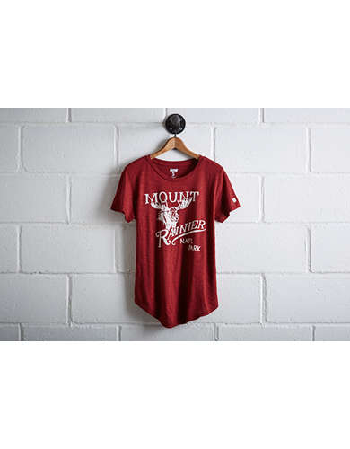 Tailgate Women's Mount Ranier T-Shirt - Free Returns