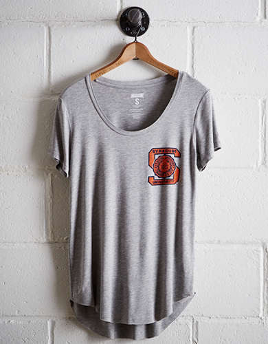 Tailgate Women's Syracuse Scoop Neck Tee - Buy One Get One 50% Off