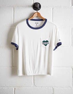 Tailgate Women's Notre Dame Pocket T Shirt by American Eagle Outfitters