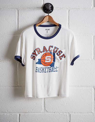 Tailgate Women's Syracuse Pocket T-Shirt - Free Returns