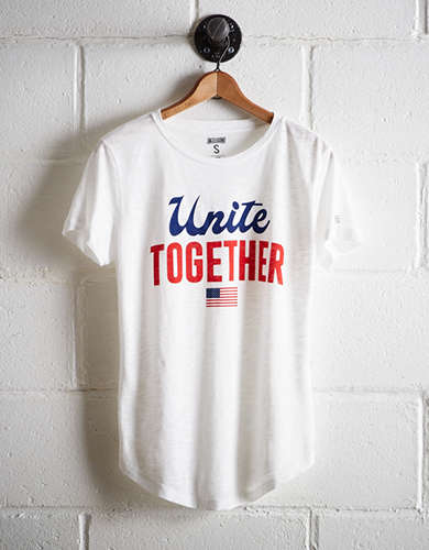 Tailgate Women's Unite Together T-Shirt - Free Returns