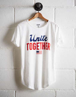 tailgate-womens-unite-together-t-shirt by american-eagle-outfitters