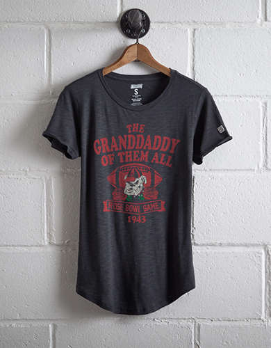 Tailgate Women's Georgia Rose Bowl T-Shirt - Buy One, Get One 50% Off