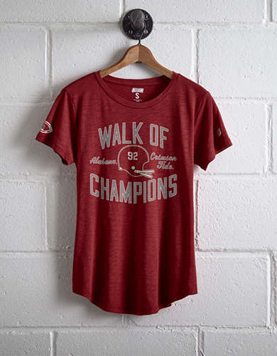 Tailgate Women's Alabama Walk of Champions T-Shirt - Buy One, Get One 50% Off