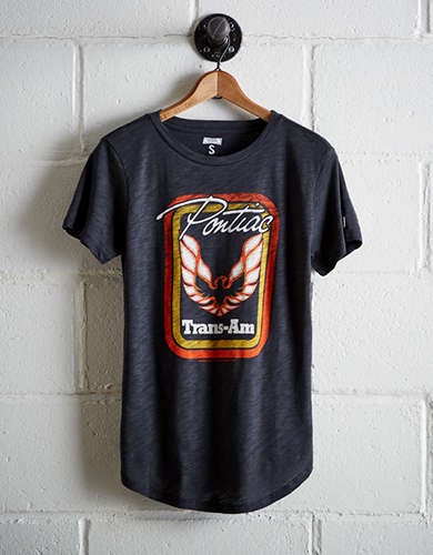 Tailgate Women's Pontiac Trans Am T-Shirt - Free Returns