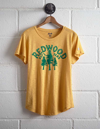 Tailgate Women's Redwood National Park T-Shirt -