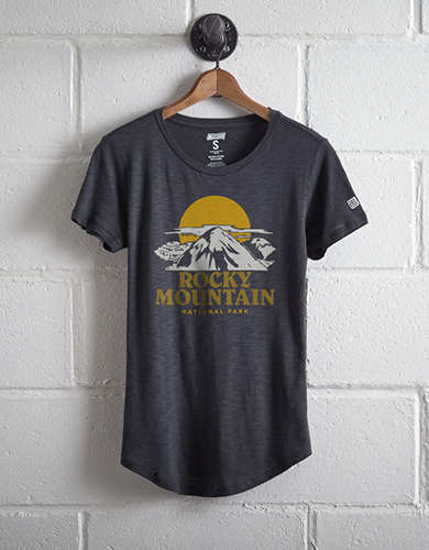 Tailgate Women's Rocky Mountain National Park T-Shirt - Free Returns
