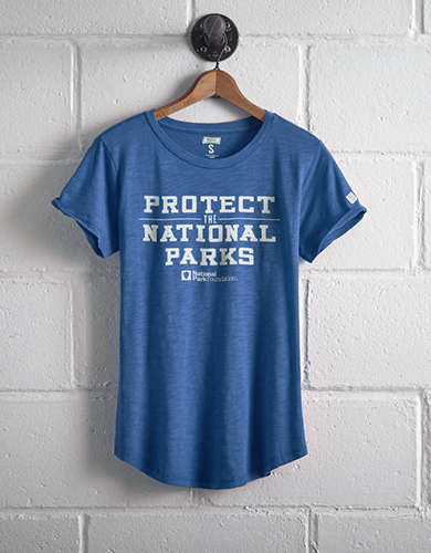 Tailgate Women's National Park Foundation T-Shirt - Free Returns
