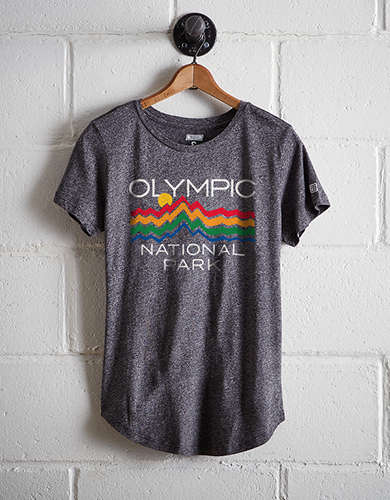 Tailgate Women's Olympic National Park T-Shirt - Free Returns