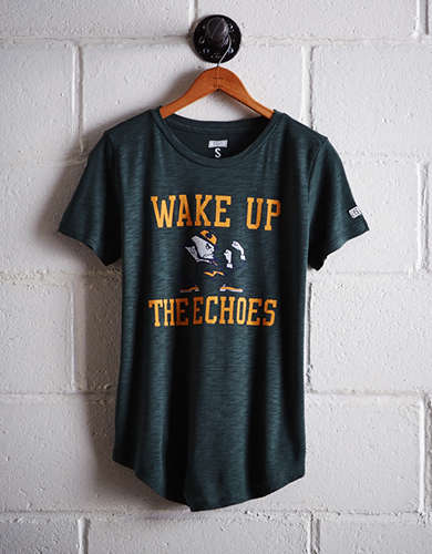 Tailgate Women's Notre Dame The Echoes T-Shirt - Free Returns