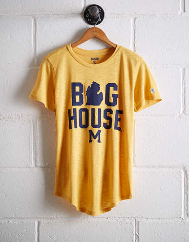 Tailgate Women's Michigan Wolverines T-Shirt - Buy One Get One 50% Off
